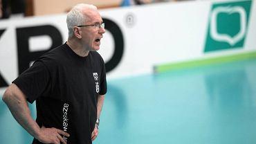Jacek Skrok, trener Developresu SkyRes Rzeszów