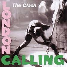 Okładka 'London Calling'