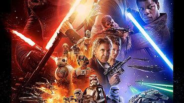 """Plakaty filmu """"Gwiezdne wojny: Przebudzenie Mocy"""""""