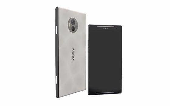 Koncept telefonu Nokia C1