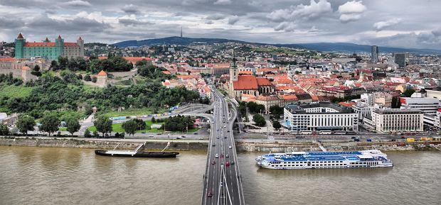 Słowackie zamki - zamek w Bratysławie / fot. xlibber CC BY Flickr.com