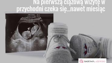 Prowadzisz ciążę w przychodni?