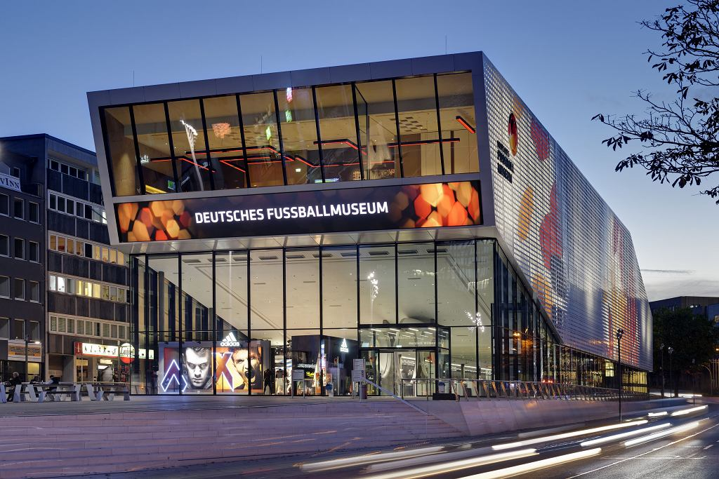 Muzeum Niemieckiego Futbolu w Dortmundzie