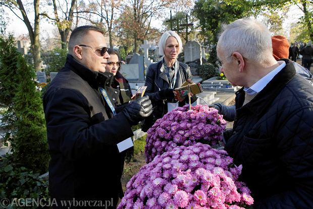Zdjęcie numer 44 w galerii - Rekordowa kwesta. Na cmentarzu św. Jerzego w Toruniu udało się zebrać 23,5 tys. zł
