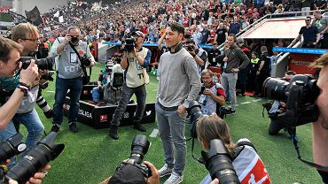 Niko Kovac, przyszły trener Bayernu