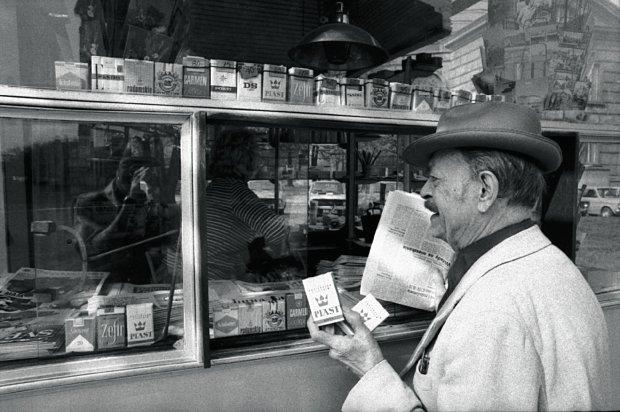 Zdjęcie numer 1 w galerii - W kłębach tytoniowego dymu