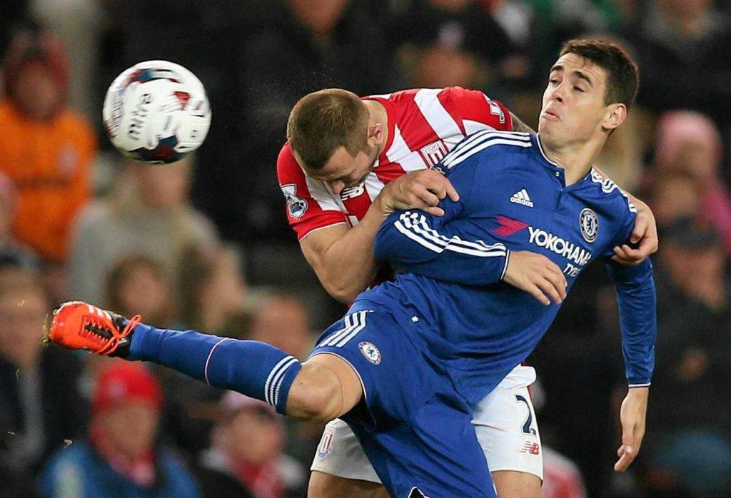 Mecz Stoke - Chelsea