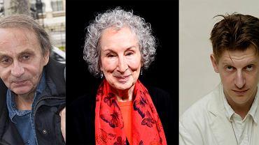 Michel Houellebecq, Margaret Atwood i Jonathan Littell