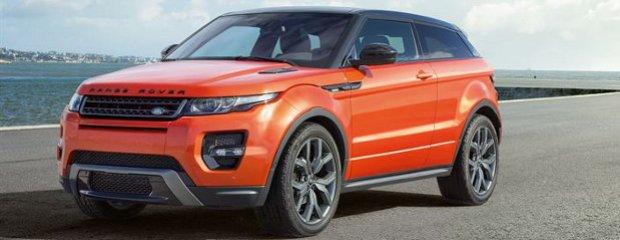Salon Genewa 2014 | Range Rover Evoque Autobiography i Autobiography Dynamic