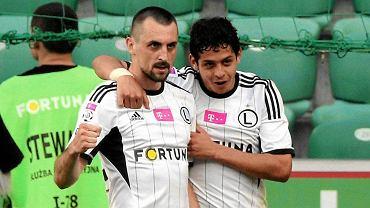 Kucharczyk i Guilherme