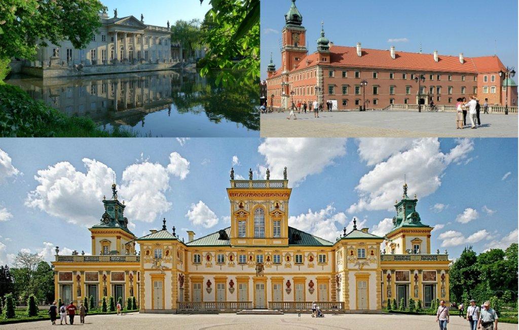 Darmowy listopad w królewskich rezydencjach w Warszawie