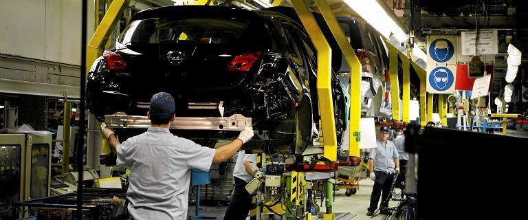 W Polsce spada produkcja samochodów. Teraz 600 tysięcy, a dziesięć lat temu prawie milion aut rocznie