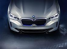 BMW iX3 na oficjalnych zdjęciach? Elektryczny SUV pojawił się na Instagramie