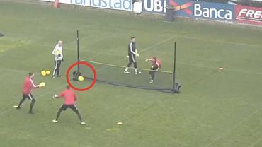 Nietypowy trening Juventusu