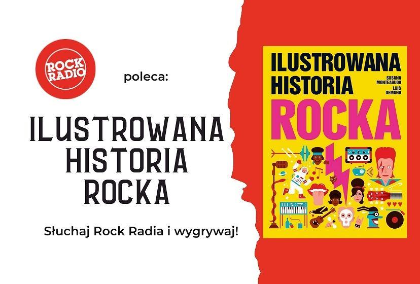 Rock Radio poleca: Ilustrowana Historia rocka