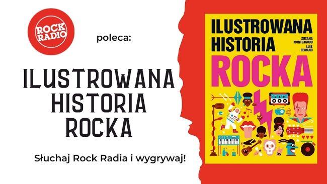 Historia Rocka w formie książki