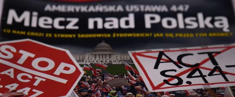 Antysemicki film z głosem Zelnika z premierą w Kinie Wisła. Antoni Komasa-Łazarkiewicz wzywa do bojkotu