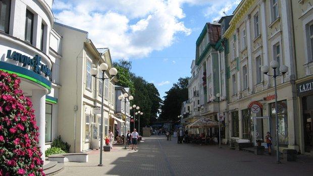 Jurmała, miasteczko/ Fot. Domena publiczna/ Roquai/ Wikimedia Commons