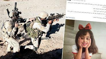 Komandosi z jednostki  Navy SEAL mieli zabić 8-latkę w Jemenie