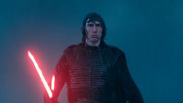 Adam Driver jako Kylo Ren. Gwiezdne wojny: Skywalker. Odrodzenie/Star Wars: The Rise of Skywalker