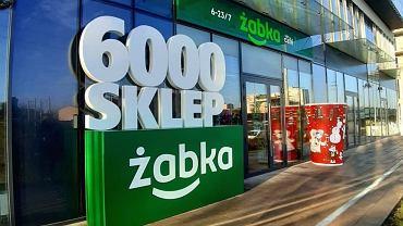 Żabka otworzyła sklep numer 6000