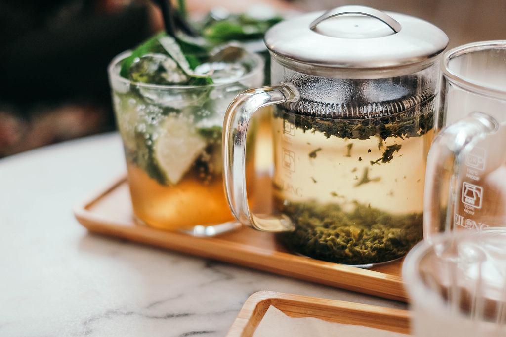 Jakie zioła warto pić jesienią?