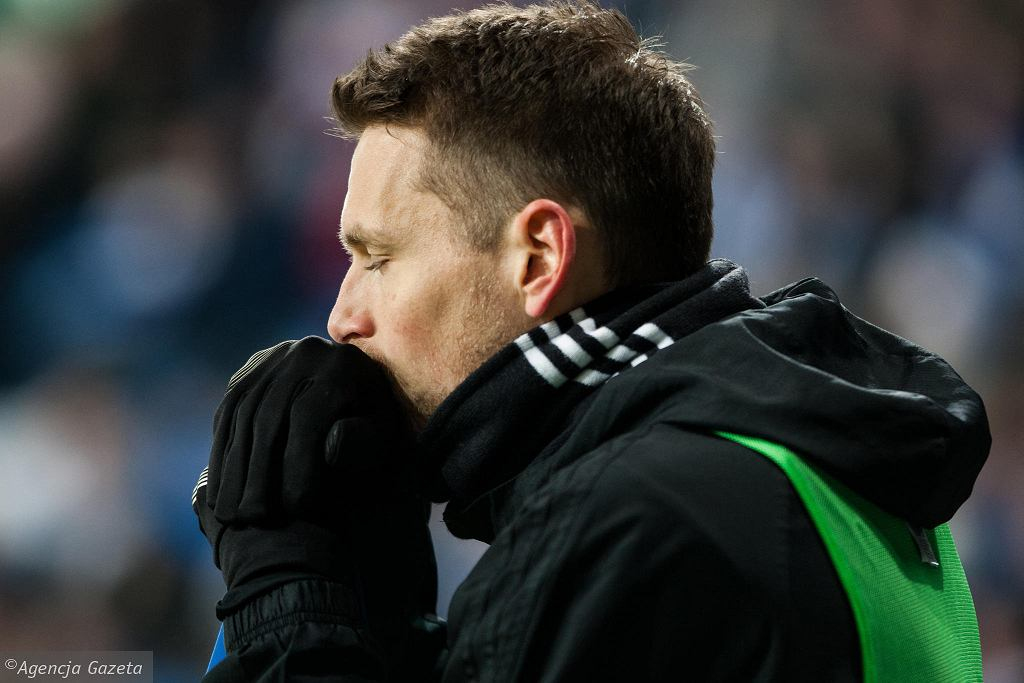 Lech Poznań - Legia Warszawa 2:0. Kasper Hamalainen