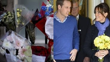 Pogrzeb Jacinthy Saldanhy, księżna Kate, książę William.