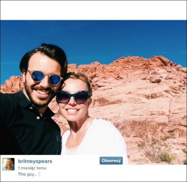 Charlie Ebersol i Britney Spears