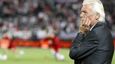 Piłkarze chcieli pożegnać Leo Beenhakkera. Boniek się nie zgodził. 'Mieliście prezesa, który jest najważniejszy'