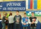 Puchar Gór Świętokrzyskich. Płoccy badmintoniści z medalami