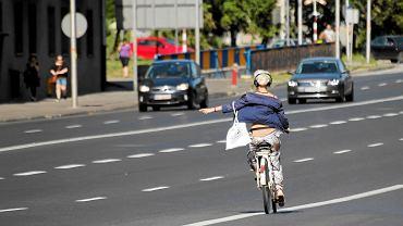 Rondo jest niebezpieczne zwłaszcza dla rowerzystów