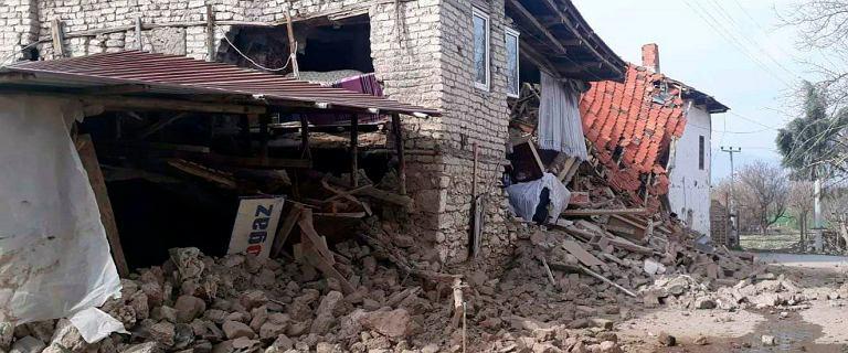 Silne trzęsienie ziemi w Turcji. Amplituda wstrząsu wyniosła 5,7