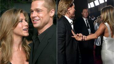 Sekretnych ślubów było kilkanaście, wspólnych imprez kilkadziesiąt. Na punkcie zdjęć Pitta i Aniston oszalał świat