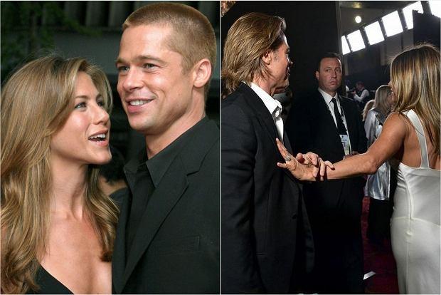 """Ludzie kochają Jennifer Aniston. To serialowa Rachel, uśmiechnięta dziewczyna z sąsiedztwa, która nie może ułożyć sobie życia osobistego. Ale jest dla niej nadzieja, bo przecież Brad Pitt zrozumiał swój błąd i rozstał się ze """"złą"""" Jolie. Wystarczyło kilka zdjęć z powitania na gali, by świat znów uwierzył, że ta dwójka do siebie wróci. Ale czy Pitt nie jest typowym toksycznym byłym?"""