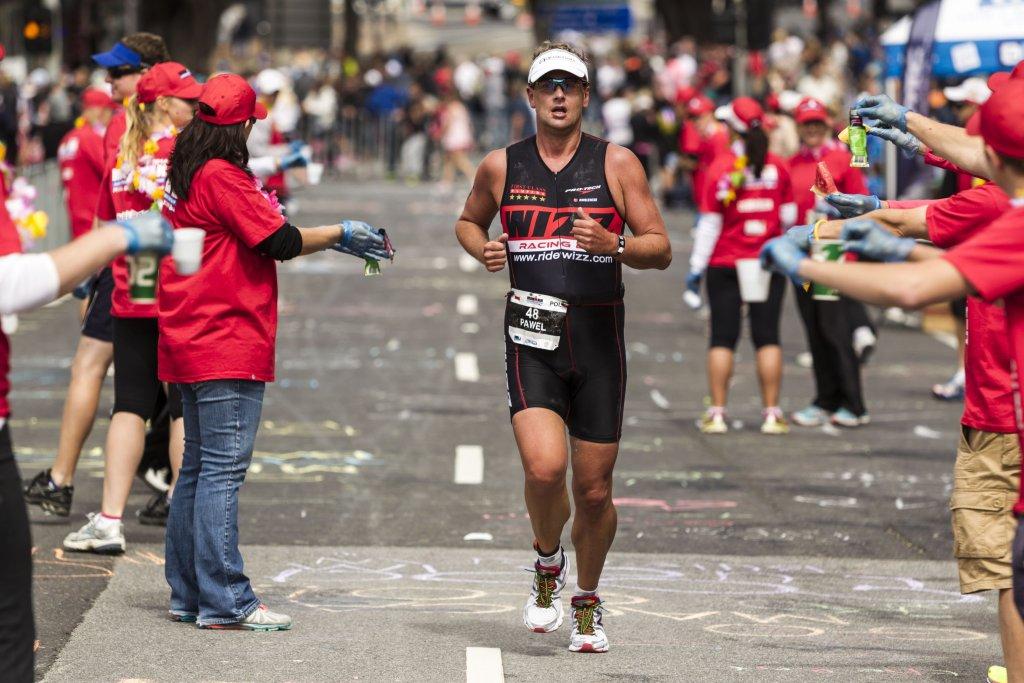 Nawadnianie organizmu podczas maratonu