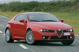 Dwa ciekawe używane. Alfa Romeo Brera vs. VW Scirocco III - porównanie wyjątkowych aut