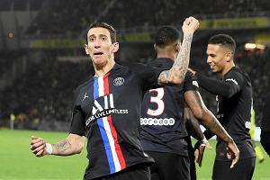 """Angel Di Maria wskazał klub, w którym nigdy nie zagra. """"Chcę skończyć karierę w PSG"""""""