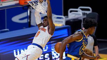 Koszykarz New York Knicks RJ Barrett