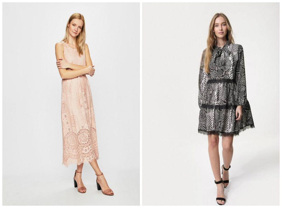 6661a4a573 Sukienki koronkowe - wybieramy najpiękniejsze fasony na wiosnę