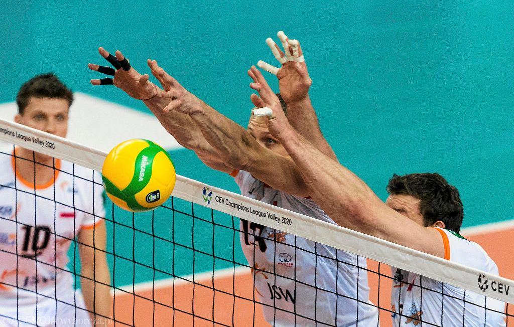 Jastrzębski Węgiel wygrał z Zenitem Kazań. Wychodzimy z grupy Ligi Mistrzów