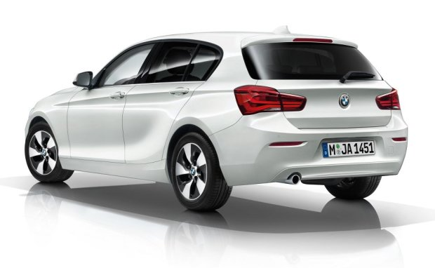 BMW serii 1 Efficient Dynamics Edition