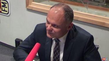 Grzegorz Karpiński wiceminister spraw wewnętrznych