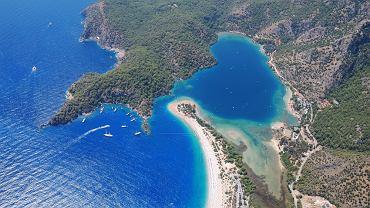 Turcja - wybrzeże Morza Sródziemnego