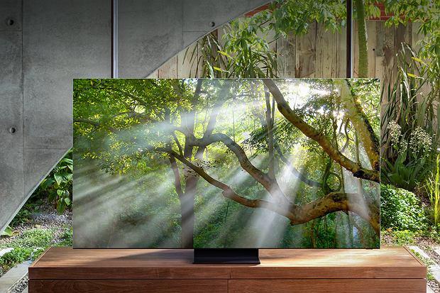 Telewizor Samsung QLED 8K Q950TS.