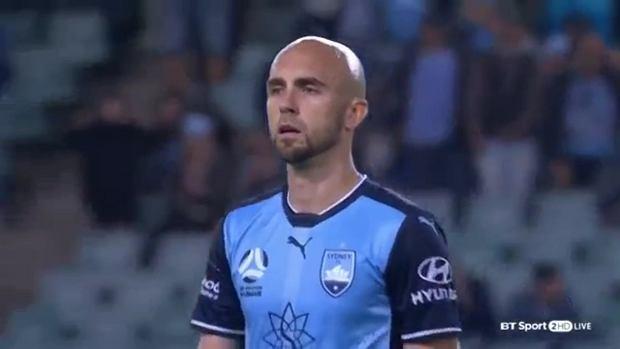 Adrian Mierzejewski znów został piłkarzem miesiąca