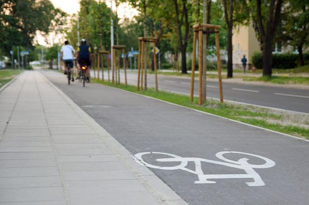 Drogi rowerowe w Tarnowskich Górach