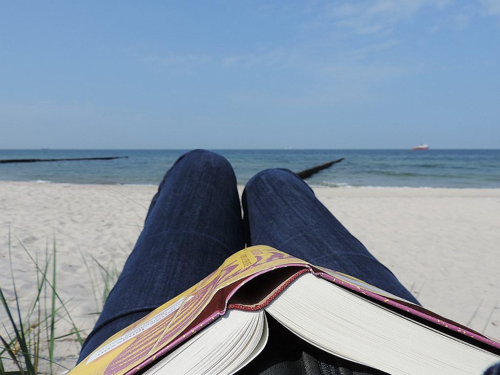 Jaką książkę na wakacje wziąć?