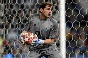 """Iker Casillas wyszedł ze szpitala. """"Musimy poczekać kilka tygodni lub miesięcy. Wtedy powiem, co dalej z moją karierą"""""""