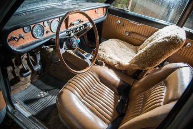 IKA Torino 380 - właścicielem tego egz. był w przeszłości Juan Manuel Fangio
